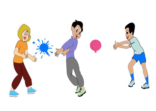 Høvdingebold-med-vandballoner